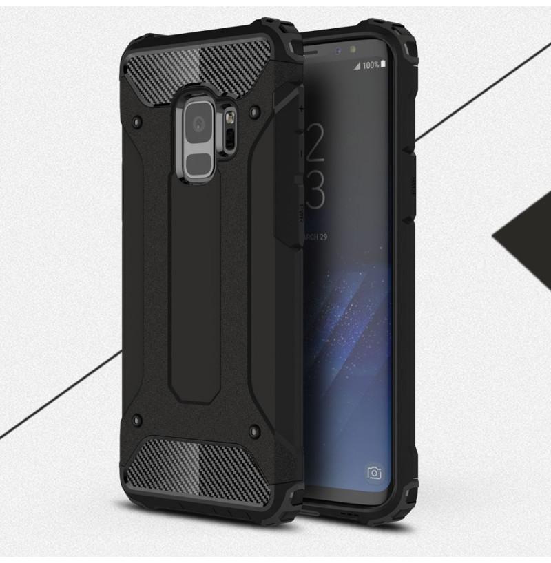 5358 - MadPhone Armor хибриден калъф за Samsung Galaxy S9