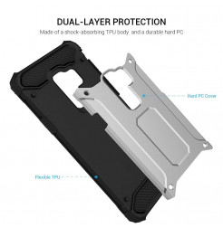 5360 - MadPhone Armor хибриден калъф за Samsung Galaxy S9