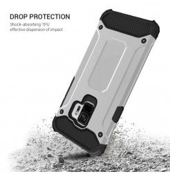 5361 - MadPhone Armor хибриден калъф за Samsung Galaxy S9