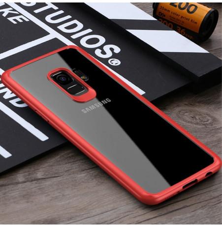 5376 - iPaky Frame хибриден калъф за Samsung Galaxy S9