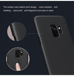 5448 - Nillkin Super Frosted Shield пластмасов кейс за Samsung Galaxy S9