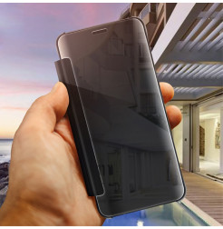 5471 - MadPhone ClearView калъф тефтер за Samsung Galaxy S9