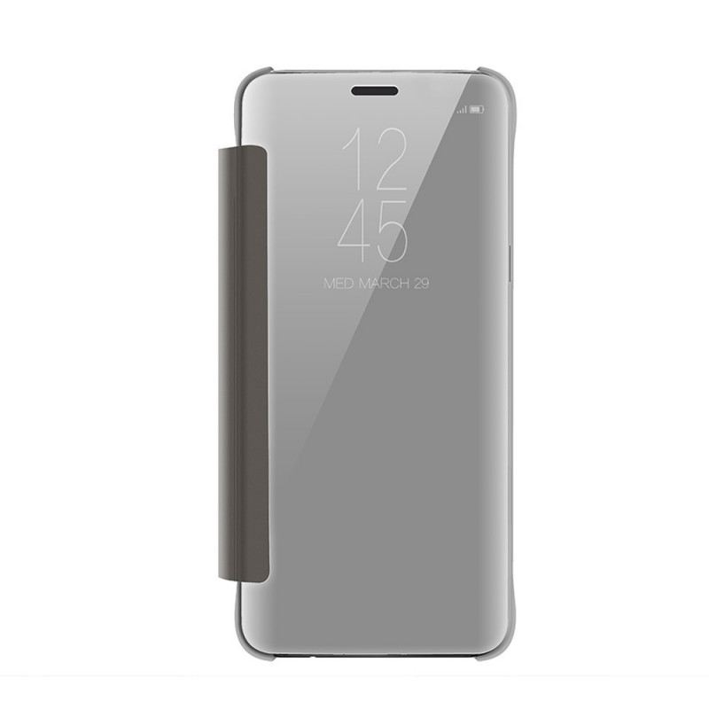 5475 - MadPhone ClearView калъф тефтер за Samsung Galaxy S9