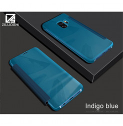 5481 - MadPhone ClearView калъф тефтер за Samsung Galaxy S9