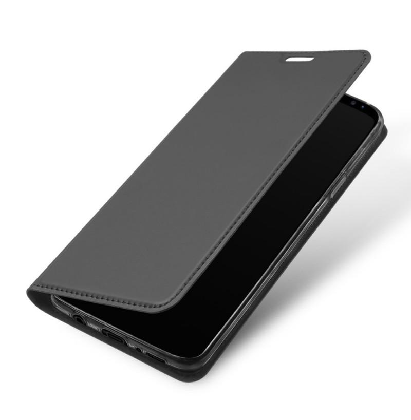 5489 - Dux Ducis Skin кожен калъф за Samsung Galaxy S9