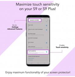 5510 - MadPhone 360 силиконова обвивка за Samsung Galaxy S9