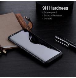 5516 - 3D стъклен протектор за целия дисплей Samsung Galaxy S9+ Plus