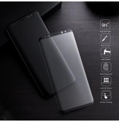 5517 - 3D стъклен протектор за целия дисплей Samsung Galaxy S9+ Plus