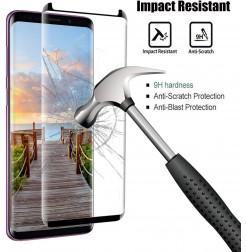 5520 - 5D стъклен протектор за Samsung Galaxy S9+ Plus