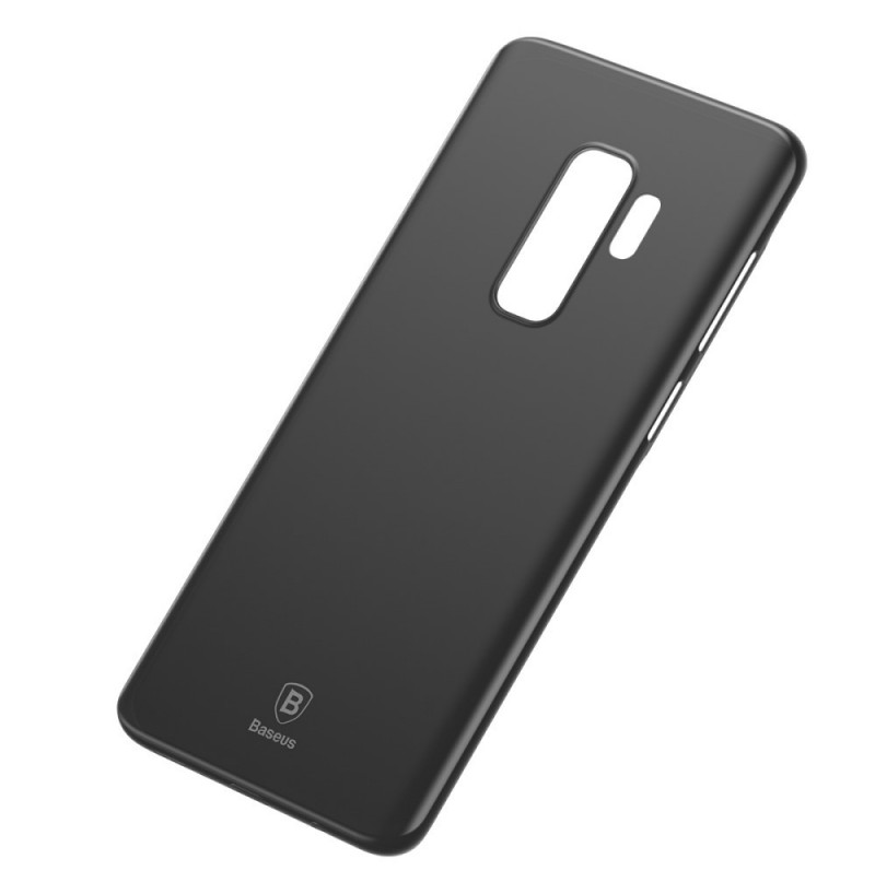 5600 - Baseus Simple силиконов калъф за Samsung Galaxy S9+ Plus