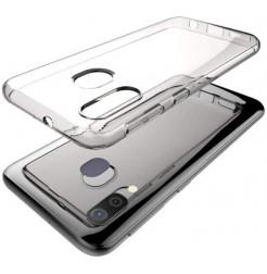 561 - MadPhone супер слим силиконов гръб за Samsung Galaxy A40