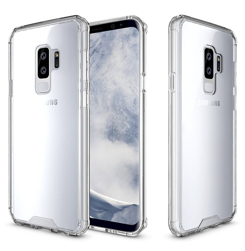 5614 - MadPhone ShockHybrid хибриден кейс за Samsung Galaxy S9+ Plus