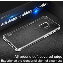 5626 - IMAK Airbag силиконов калъф за Samsung Galaxy S9+ Plus