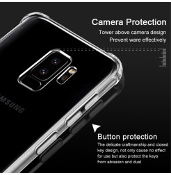 5628 - IMAK Airbag силиконов калъф за Samsung Galaxy S9+ Plus
