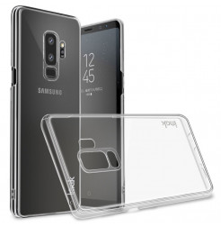 5636 - IMAK Crystal Case тънък твърд гръб за Samsung Galaxy S9+ Plus