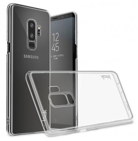 5636 - IMAK Crystal Case тънък твърд гръб за Samsung Galaxy S9+ Plus