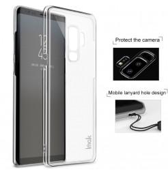 5638 - IMAK Crystal Case тънък твърд гръб за Samsung Galaxy S9+ Plus