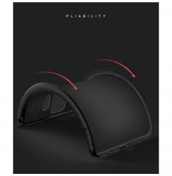 5664 - iPaky Carbon силиконов кейс калъф за Samsung Galaxy S9+ Plus