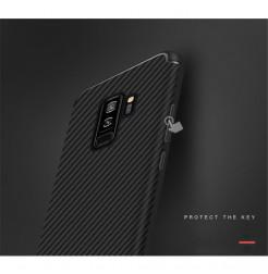 5666 - iPaky Carbon силиконов кейс калъф за Samsung Galaxy S9+ Plus