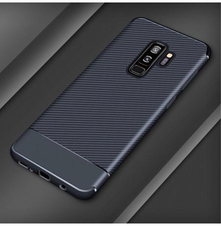 5674 - iPaky Carbon силиконов кейс калъф за Samsung Galaxy S9+ Plus