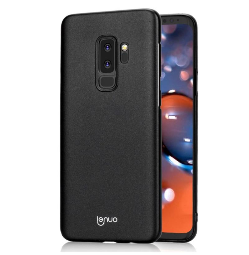 5683 - Lenuo Leshield пластмасов кейс за Samsung Galaxy S9+ Plus