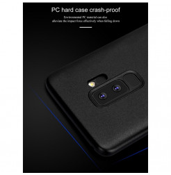 5687 - Lenuo Leshield пластмасов кейс за Samsung Galaxy S9+ Plus