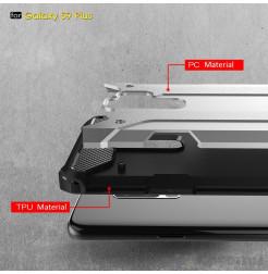 5742 - MadPhone Armor хибриден калъф за Samsung Galaxy S9+ Plus