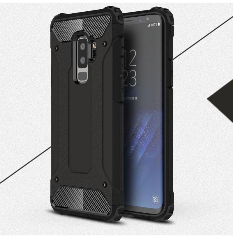 5746 - MadPhone Armor хибриден калъф за Samsung Galaxy S9+ Plus