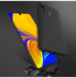 575 - MadPhone релефен TPU калъф за Samsung Galaxy A40