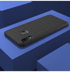 576 - MadPhone релефен TPU калъф за Samsung Galaxy A40