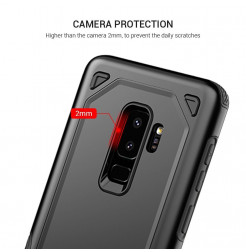 5767 - MadPhone Defender хибриден калъф за Samsung Galaxy S9+ Plus