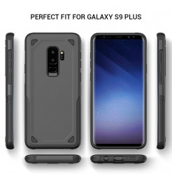 5775 - MadPhone Defender хибриден калъф за Samsung Galaxy S9+ Plus