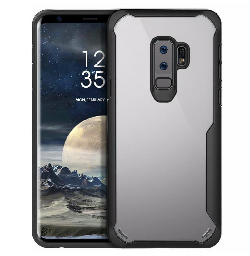 5796 - iPaky Drop Proof хибриден калъф за Samsung Galaxy S9+ Plus