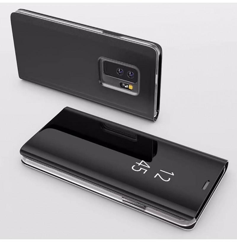 5807 - MadPhone ClearView калъф тефтер за Samsung Galaxy S9+ Plus