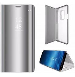 5812 - MadPhone ClearView калъф тефтер за Samsung Galaxy S9+ Plus