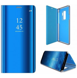 5816 - MadPhone ClearView калъф тефтер за Samsung Galaxy S9+ Plus