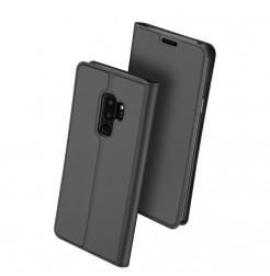 5826 - Dux Ducis Skin кожен калъф за Samsung Galaxy S9+ Plus