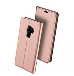 5832 - Dux Ducis Skin кожен калъф за Samsung Galaxy S9+ Plus