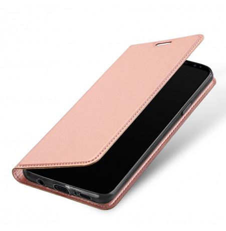 5834 - Dux Ducis Skin кожен калъф за Samsung Galaxy S9+ Plus