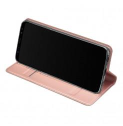 5835 - Dux Ducis Skin кожен калъф за Samsung Galaxy S9+ Plus