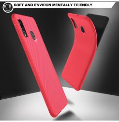 584 - MadPhone релефен TPU калъф за Samsung Galaxy A40
