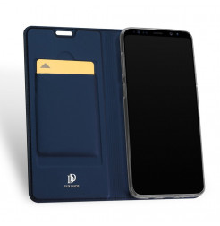 5843 - Dux Ducis Skin кожен калъф за Samsung Galaxy S9+ Plus