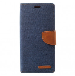 5872 - Mercury Goospery Canvas текстилен калъф за Samsung Galaxy S9+ Plus