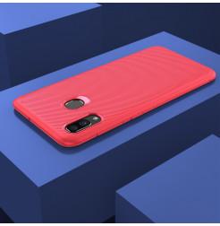 588 - MadPhone релефен TPU калъф за Samsung Galaxy A40