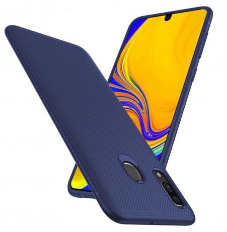 595 - MadPhone релефен TPU калъф за Samsung Galaxy A40