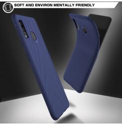 596 - MadPhone релефен TPU калъф за Samsung Galaxy A40