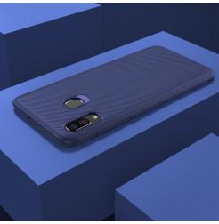 600 - MadPhone релефен TPU калъф за Samsung Galaxy A40