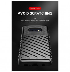 6070 - MadPhone Thunder силиконов кейс за Samsung Galaxy S10e