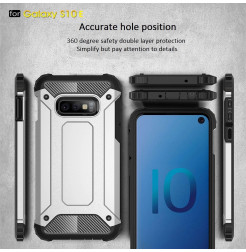 6135 - MadPhone Armor хибриден калъф за Samsung Galaxy S10e