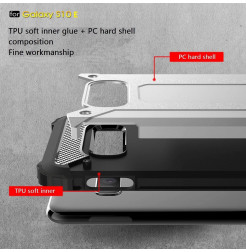 6139 - MadPhone Armor хибриден калъф за Samsung Galaxy S10e